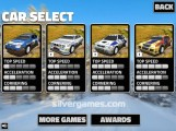 Super Rally Extreme: Car Selection
