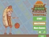 Super Sports Surgery: Basketball: Menu