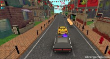 Supercar Endless Rush: Escape