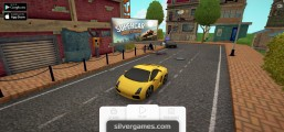 Supercar Endless Rush: Game