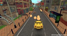 Supercar Endless Rush: Highway Racing