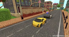 Supercar Endless Rush: Police Chase