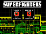 Superfighters: Boris And Scott
