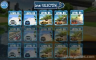 Surfer Bus Simulator: Level Selection