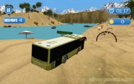 Surfer Bus Simulator: Gameplay Driving Bus