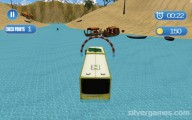 Surfer Bus Simulator: Bus On Water