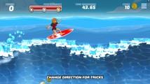 Surfing Hero: Surfing Tricks Gameplay