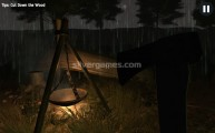 Surviving In The Woods: Survive Forest Night