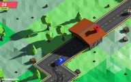 Swerve: Gameplay Car Speed Turning
