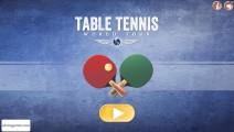 Tischtennis Welt Tour: Menu
