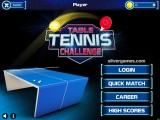 Table Tennis: Game