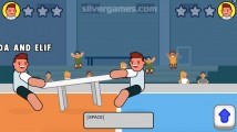Table Tug Online: Gameplay One Button