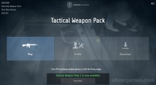 Tactical Weapon Pack: Target Shooting