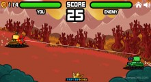 Tank Hero Online: Gameplay Shooting Tank