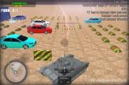 Tank Parking 3D: Parking Tank Gameplay
