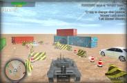 Tank Parking 3D: Tank Parking Gameplay