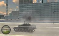 Tank Simulator: Shooting Buildings Tanks