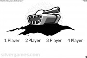 Tank Trouble 2: Menu