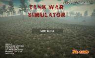 Tank War Simulator: Shooting Game