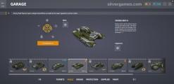 Tanki Online: Garage