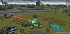 Tanki Online: Shooting