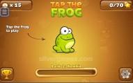 Tap The Frog: Menu