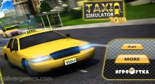 Taxi Simulator 2019: Menu