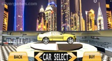Taxi Simulator 2019: Car Selection