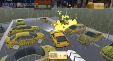 Taxi Simulator 2019: Taxi Parking Gameplay