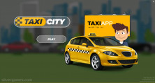 Taxi Simulator: Menu