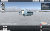 Taz Mechanic Simulator: Menu