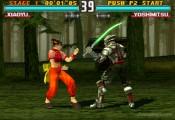 Tekken 3: Duell Fighting Gameplay