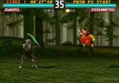 Tekken 3: Fighting Duell Gameplay