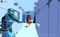 Telekinesis: Robots Fighting