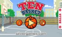 Ten Basket: Menu