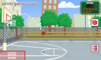 Ten Basket: Basketball Aiming Gameplay
