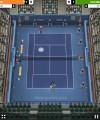 Tennis Open 2021: Gameplay Tennis Duell
