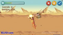 Terror Of Deep Sand: Gameplay Monster