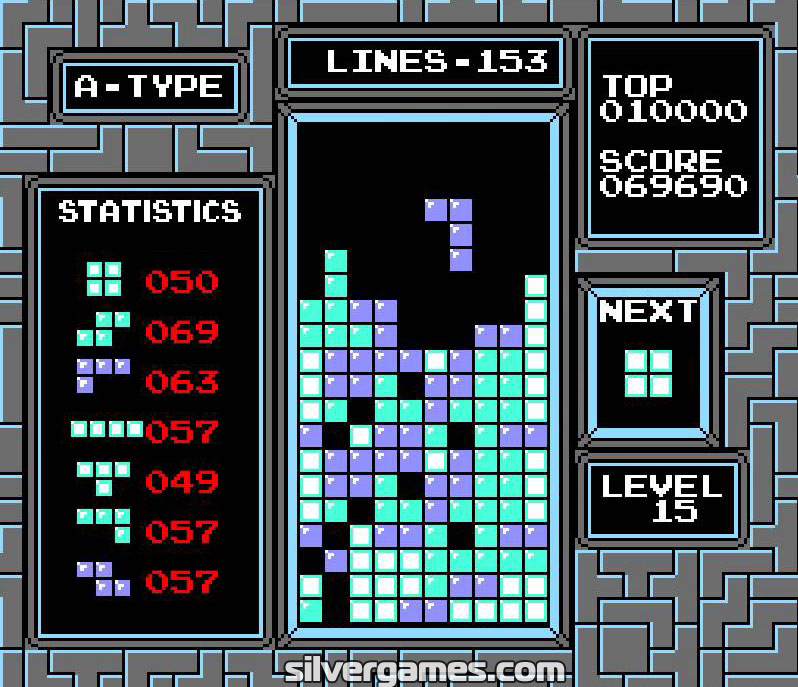 Tetris Classic - Play Tetris Classic Online for Free
