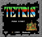 Tetris Classic: Nes Start Screen