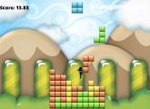 Тетрис'D: Gameplay Tetris Jump