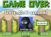 Тетрис'D: Stickman Gameplay Tetris