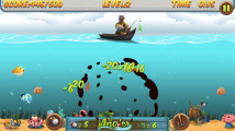 The Angler: Fish Bomb