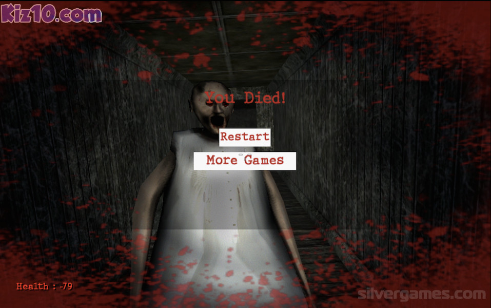 The House Of Evil Granny Play The House Of Evil Granny Online On