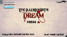 The Illusionist's Dream: Menu
