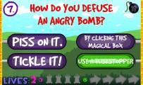 The Insurmountable Quiz: Quiz Gameplay