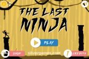 Последний Ниндзя: Menu