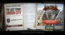 The Last Stand: Union City: Menu Platform Game