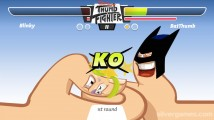 Thumb Fighter: Screenshot