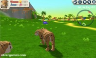 Tiger Simulator: Gameplay